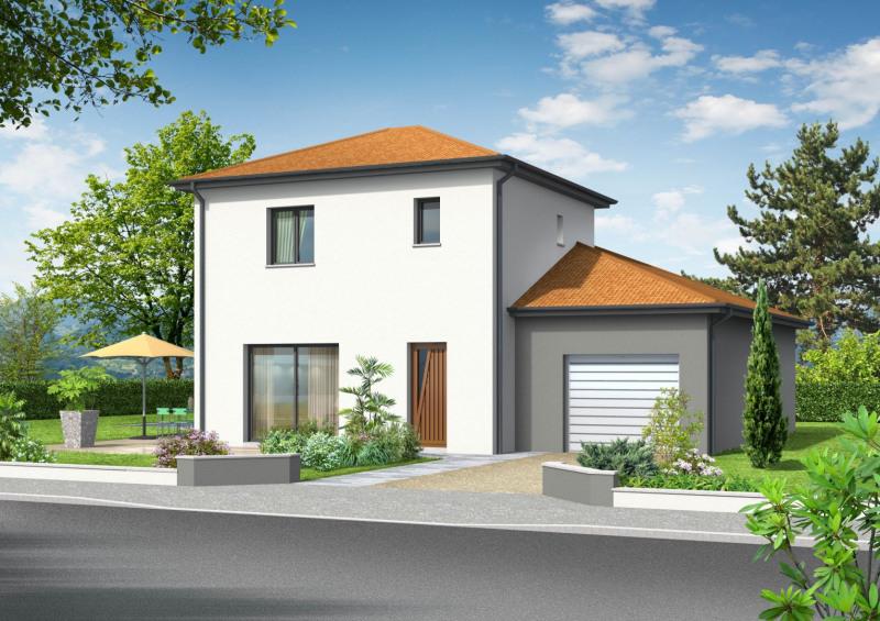 Maison  5 pièces + Terrain 785 m² Saint Didier de Formans par COMPAGNIE DE CONSTRUCTION