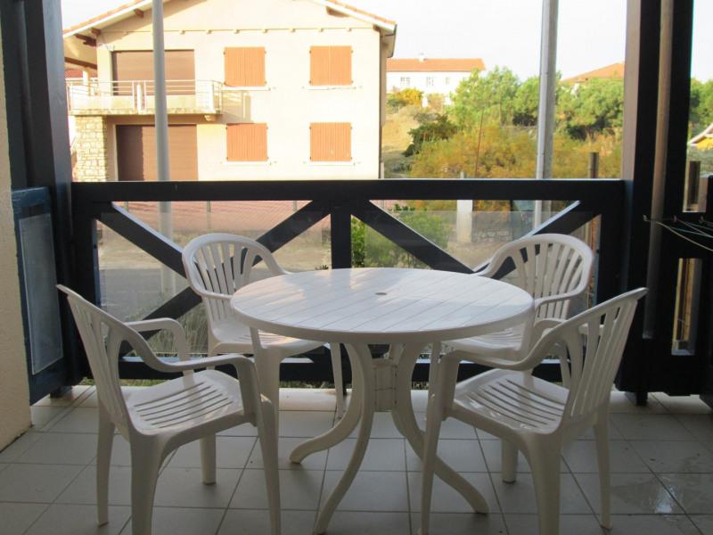 Location vacances Mimizan -  Appartement - 3 personnes - Salon de jardin - Photo N° 1
