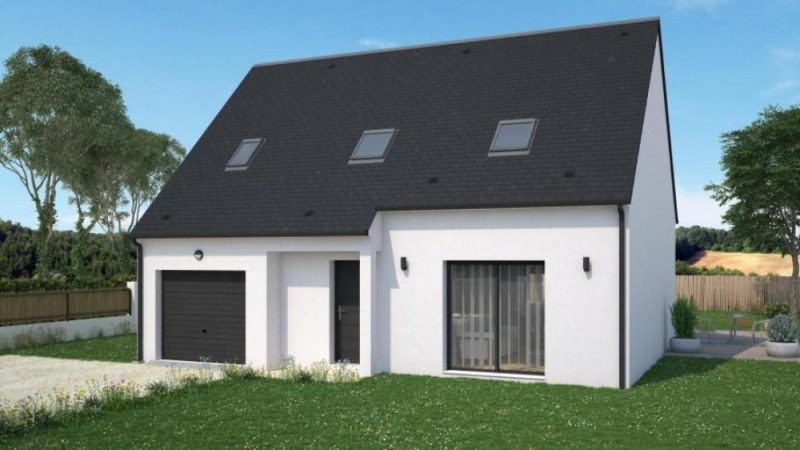 Maison  4 pièces + Terrain 320 m² Saumur par MAISONS ERICLOR