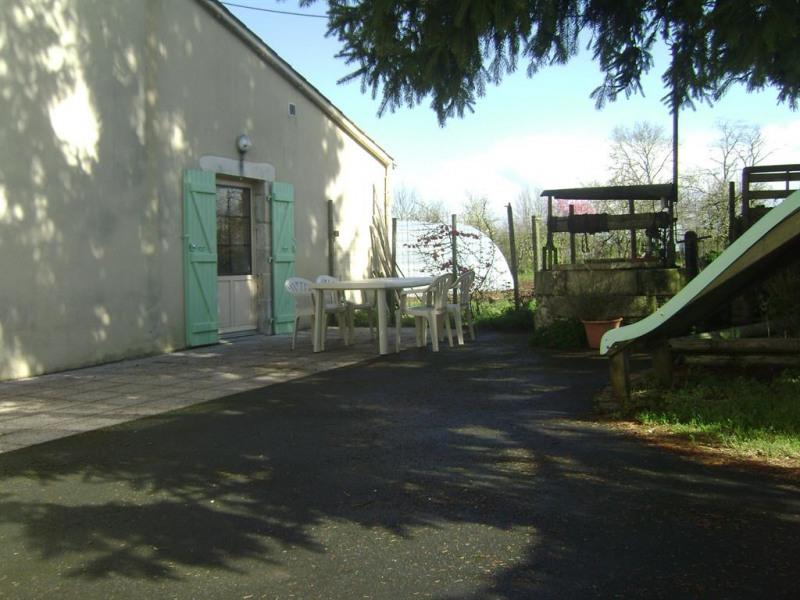 Appartement pour 5 pers. avec parking privé, Chantonnay