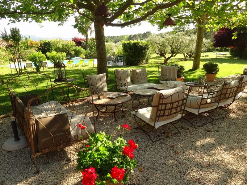 Holiday rentals Lauris - House - 10 persons - BBQ - Photo N° 1