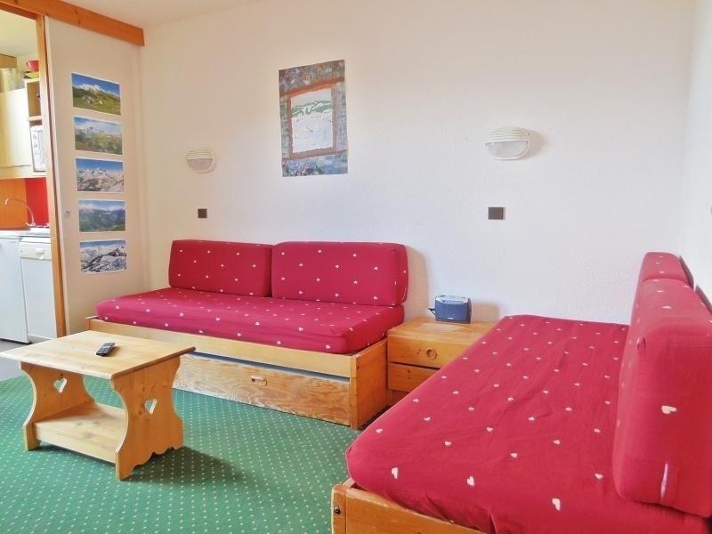 Location vacances La Plagne-Tarentaise -  Appartement - 5 personnes - Télévision - Photo N° 1