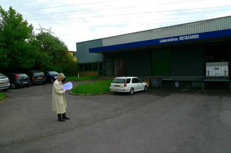 Location Local d'activités / Entrepôt Lisses