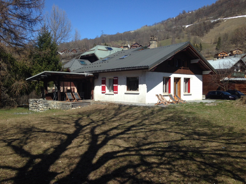 Location vacances Valloire -  Appartement - 11 personnes - Barbecue - Photo N° 1