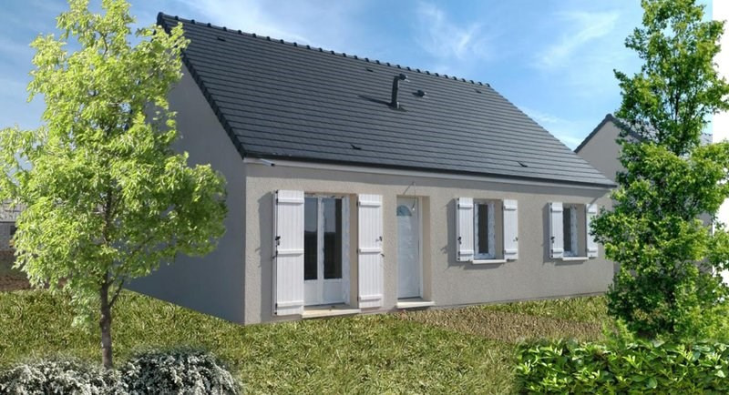 Maison  6 pièces + Terrain 1032 m² Montereau-Fault-Yonne par CHENES CONSTRUCTIONS