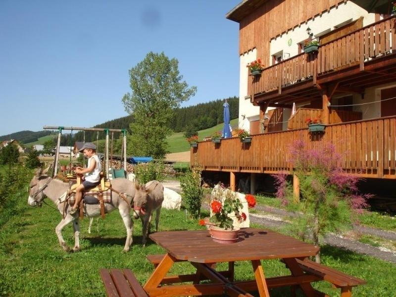 Location vacances Autrans -  Maison - 6 personnes - Barbecue - Photo N° 1