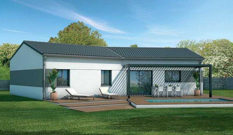 Maison  4 pièces + Terrain 850 m² Plaisance-du-Touch par MAISONS LOGECO