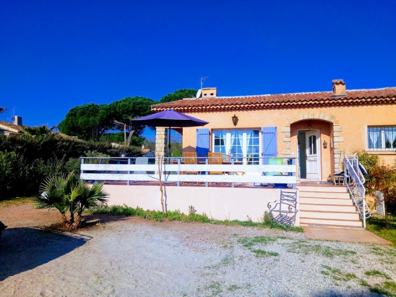Location vacances Puget-sur-Argens -  Maison - 4 personnes - Barbecue - Photo N° 1