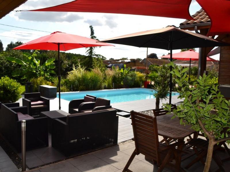 Maison vacances 10 pers. avec piscine proche lacs de la Forêt d'Orient Champagne