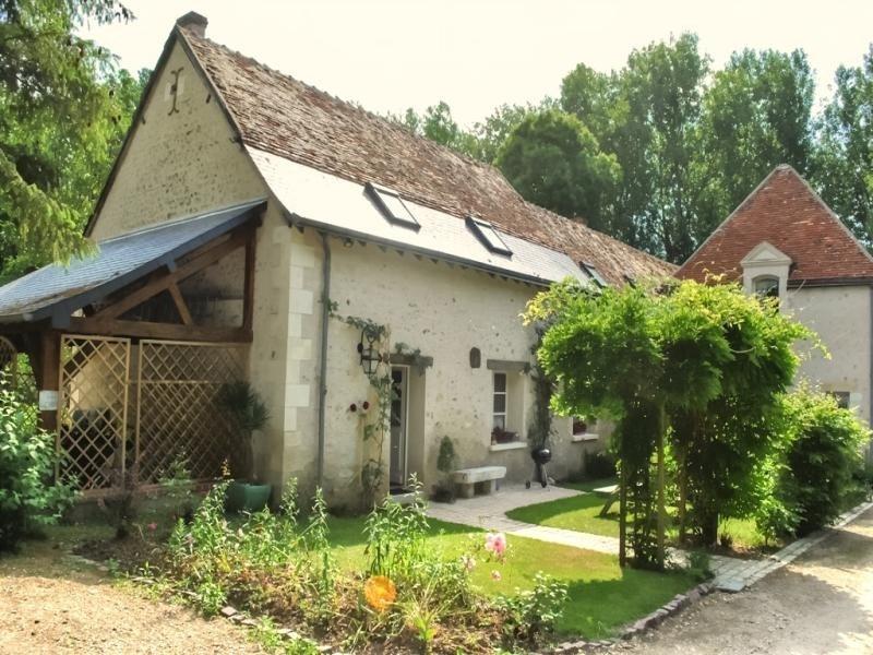 Location vacances Souvigny-de-Touraine -  Maison - 6 personnes - Barbecue - Photo N° 1