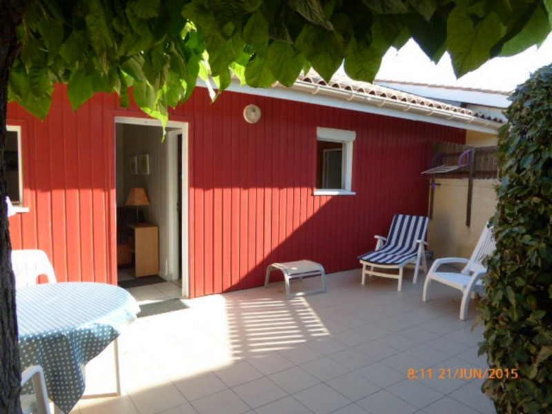 Location vacances Lacanau -  Appartement - 3 personnes - Barbecue - Photo N° 1