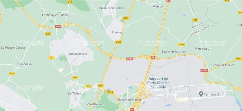 Location Local d'activités / Entrepôt Louvres