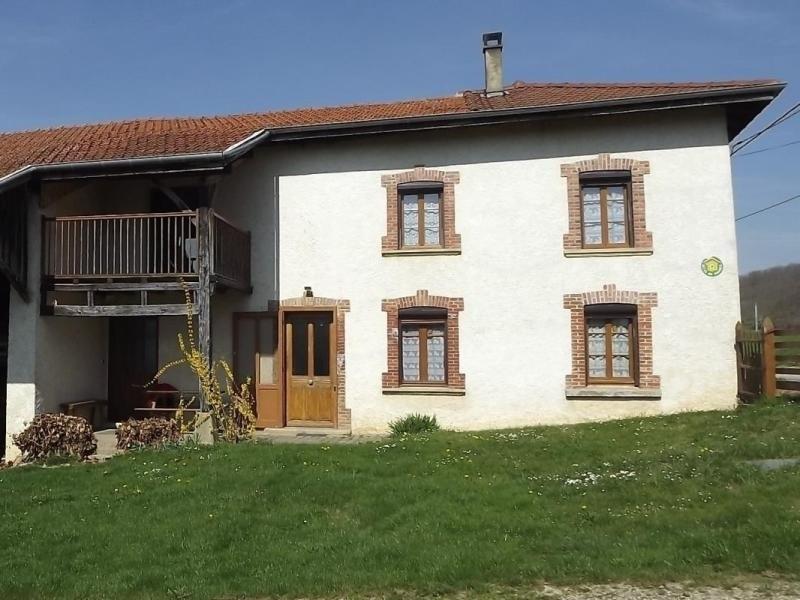 FR-1-369-240 - SAINT SIMEON DE BRESSIEUX - 6 pers, 100 m2, 4/3