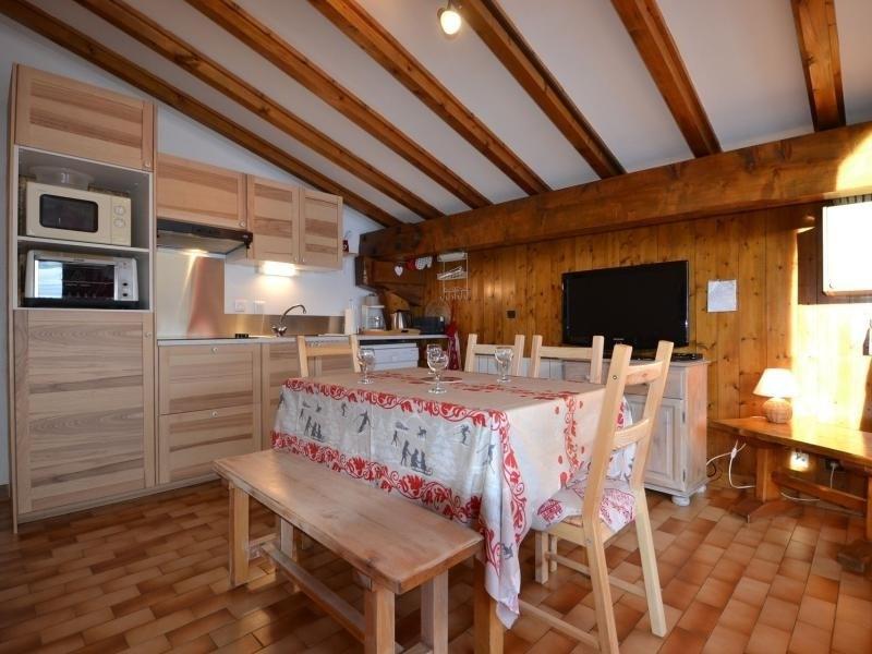Location vacances Notre-Dame-de-Bellecombe -  Appartement - 5 personnes - Télévision - Photo N° 1