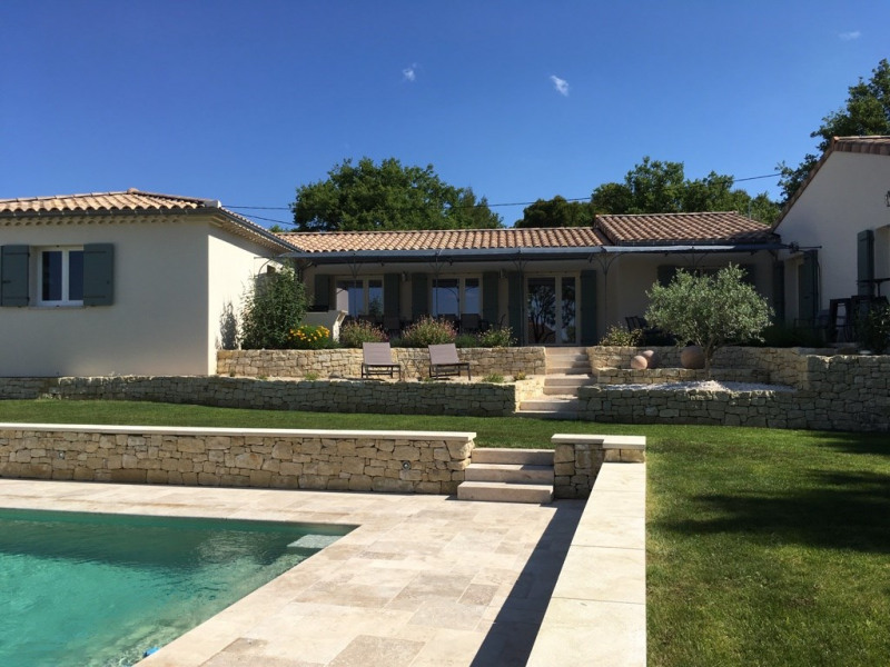 Holiday rentals Mazan - Cottage - 15 persons - BBQ - Photo N° 1