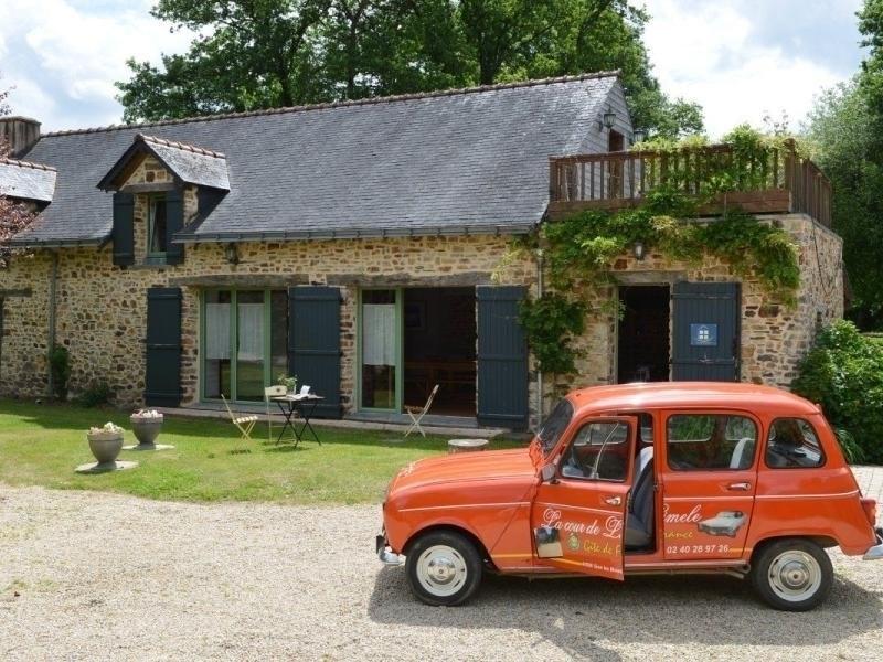 Location vacances Sion-les-Mines -  Maison - 10 personnes - Barbecue - Photo N° 1