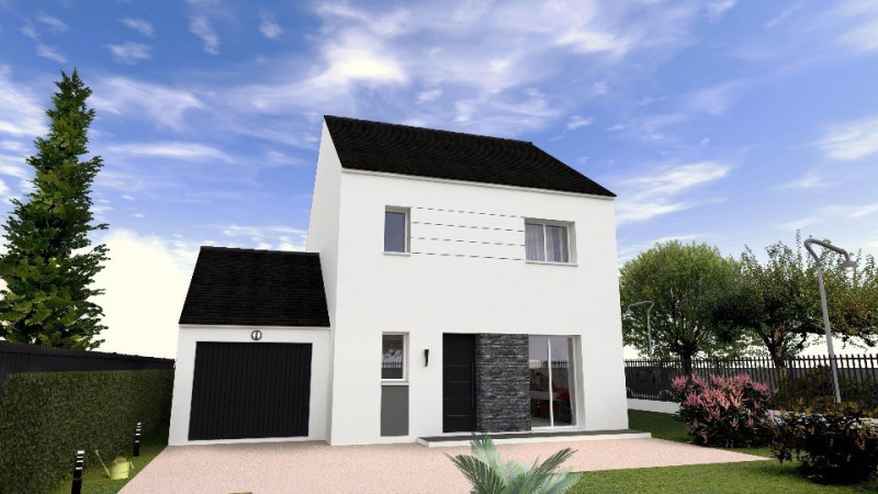 Maison  4 pièces + Terrain 205 m² Lagny-sur-Marne par MAISONS BERVAL