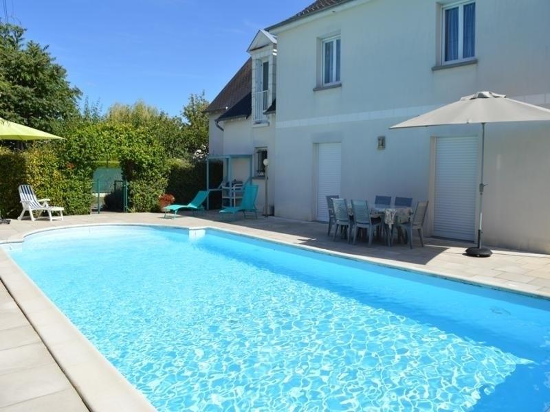 Location vacances Saint-Avertin -  Maison - 4 personnes - Barbecue - Photo N° 1