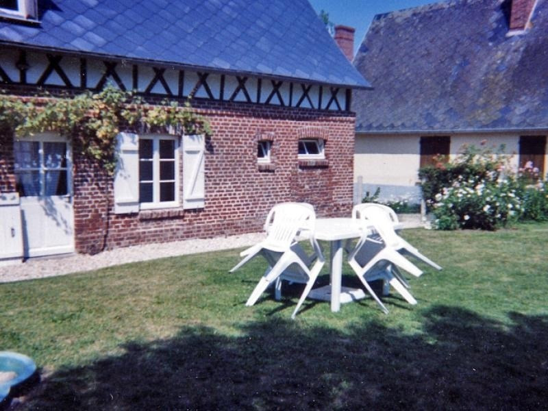 Location vacances Angiens -  Maison - 4 personnes - Barbecue - Photo N° 1