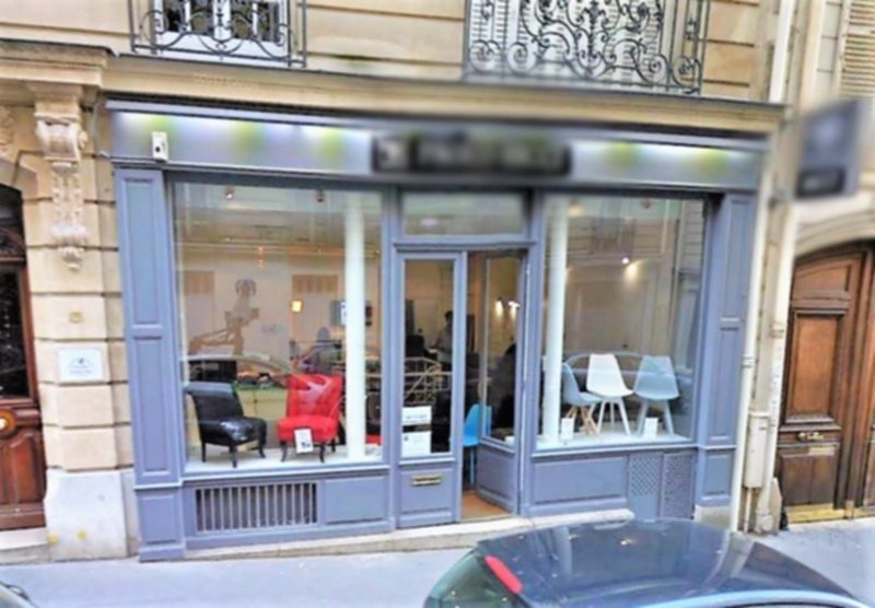 Vente Boutique Paris 17ème