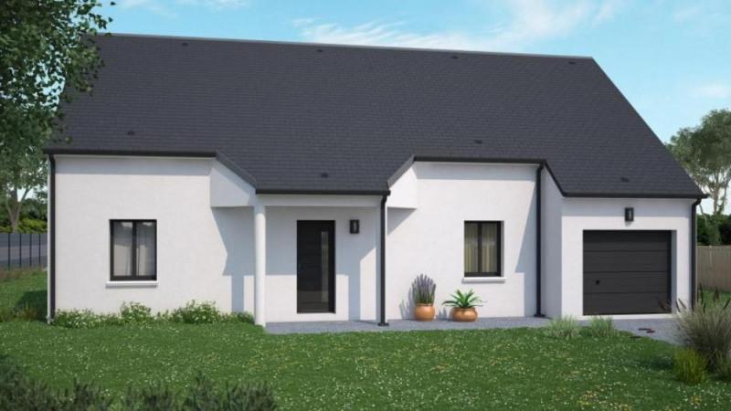 Maison  4 pièces + Terrain 935 m² Mesquer par MORTIER CONSTRUCTION GUERANDE