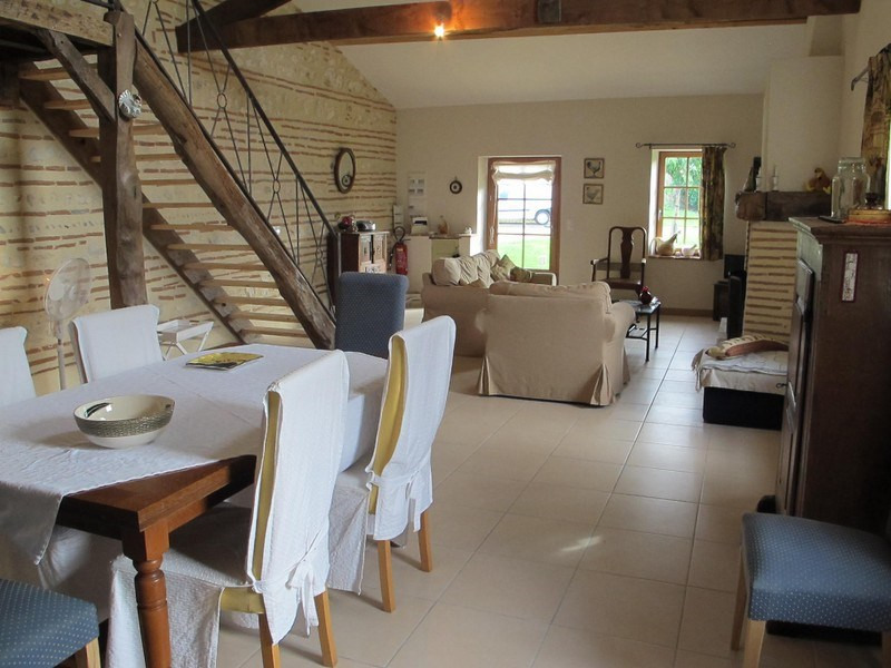 Holiday rentals Le Temple-sur-Lot - House - 6 persons - BBQ - Photo N° 1