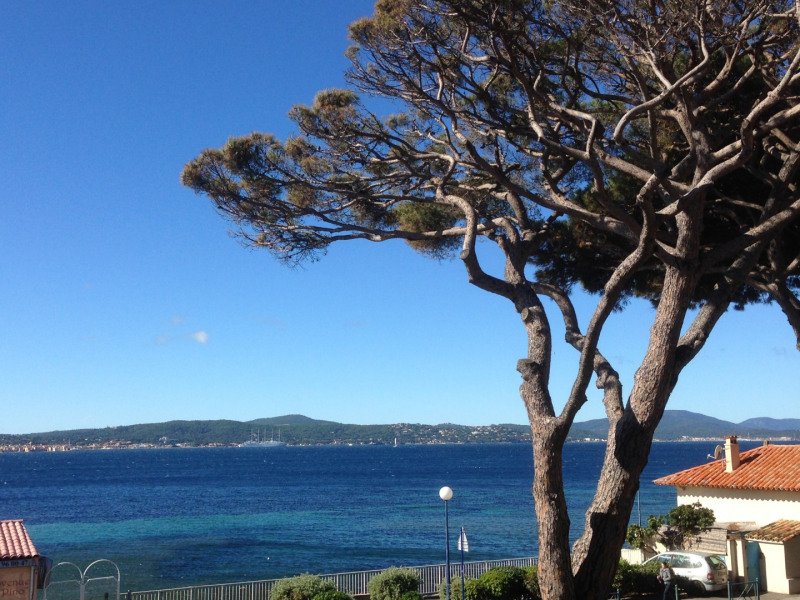 Location vacances Sainte-Maxime -  Appartement - 4 personnes - Salon de jardin - Photo N° 1