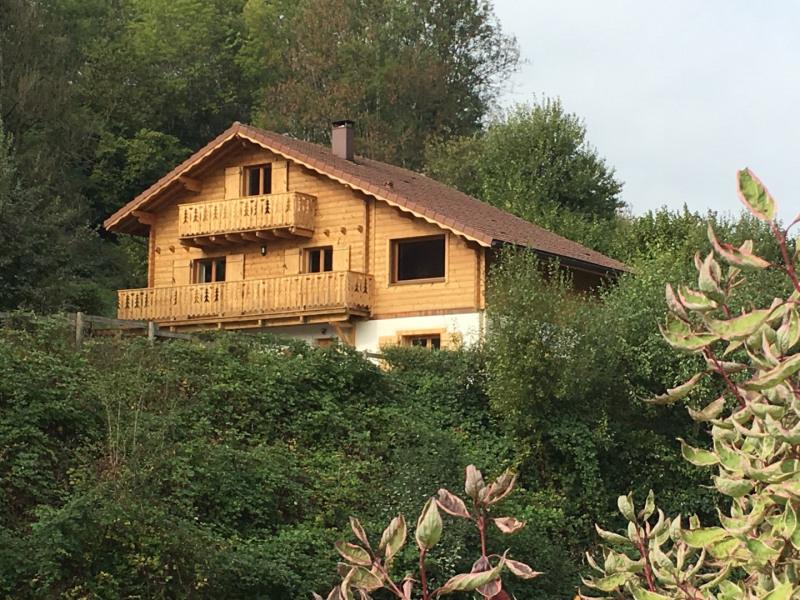 Location vacances Morillon -  Maison - 9 personnes - Barbecue - Photo N° 1