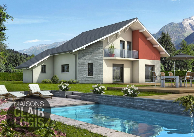 Maison  5 pièces + Terrain 502 m² Lent par MAISONS CLAIR LOGIS BELLEY