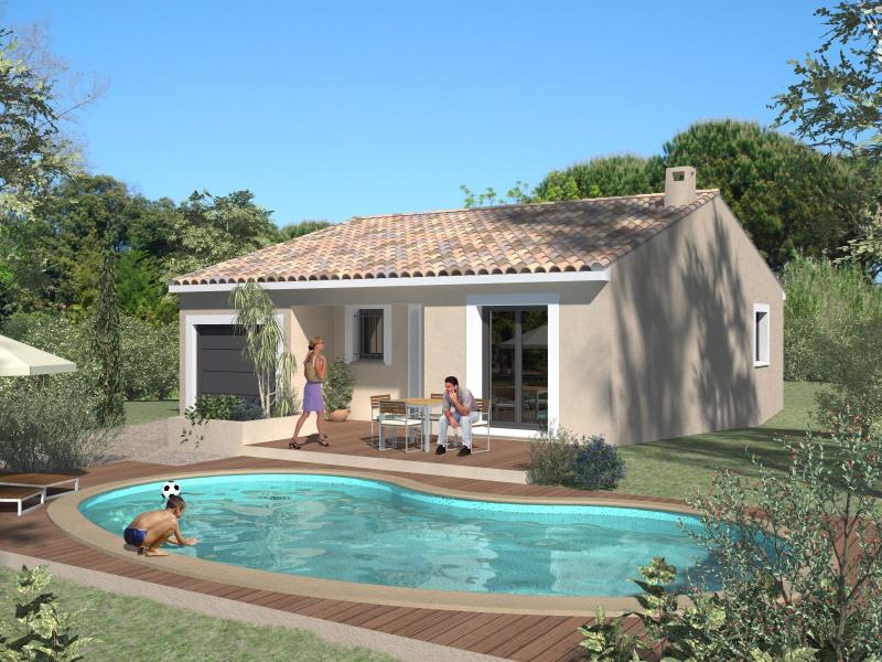 Maison  3 pièces + Terrain 240 m² Vinça par MAISONS VERTES DES PYRENEES ORIENTALES