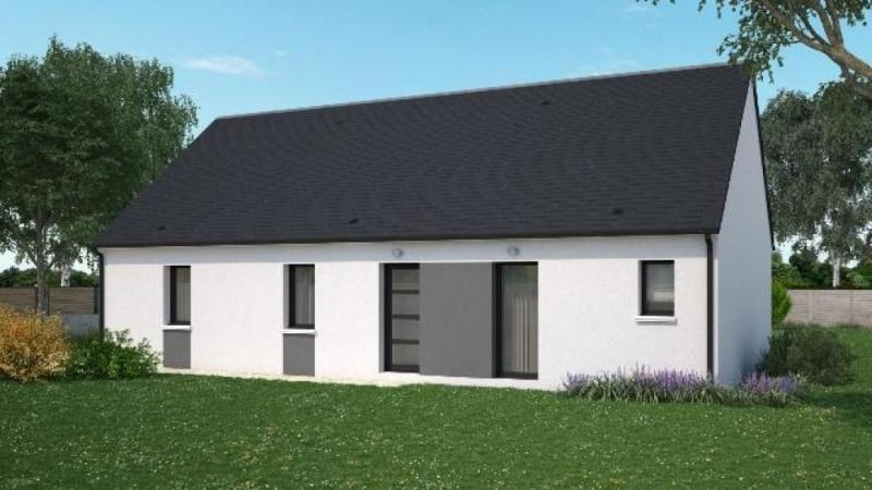 Maison  5 pièces + Terrain 784 m² Notre-Dame-d'Oé par Maisons Primea