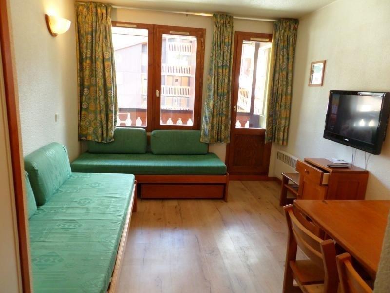 Appartement 2 pièces pour 4 personnes à Val d'Isère à 350 mètres du centre du village et 450m des pistes