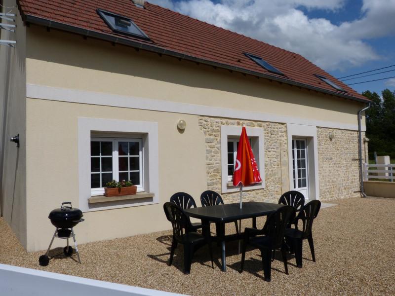 Location vacances Monceaux-en-Bessin -  Gite - 6 personnes - Barbecue - Photo N° 1