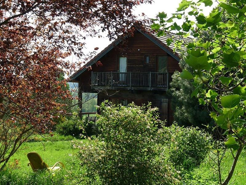 Gite 8 à 11 personnes - Chalet Jura en vignoble entre Arbois et Château Chalon - Darbonnay