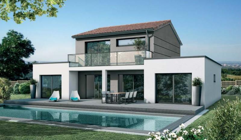 Maison  5 pièces + Terrain 2866 m² Pompertuzat par VILLAS ET MAISONS DE  FRANCE