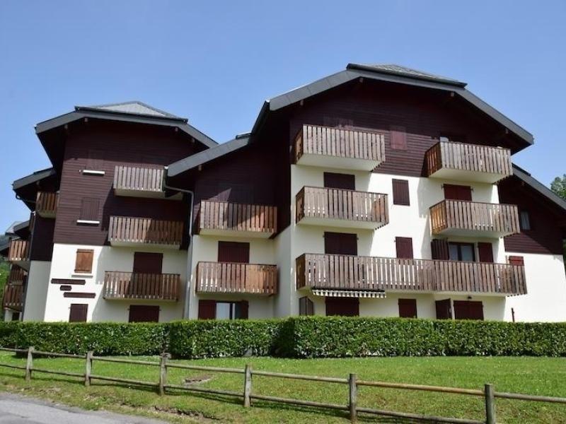 Appartement 2 pièces 5 pers. LE TELESIEGE à Bernex