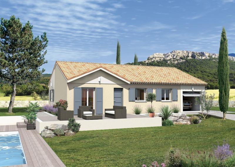 Maison  4 pièces + Terrain 505 m² Piolenc par Maisons Punch