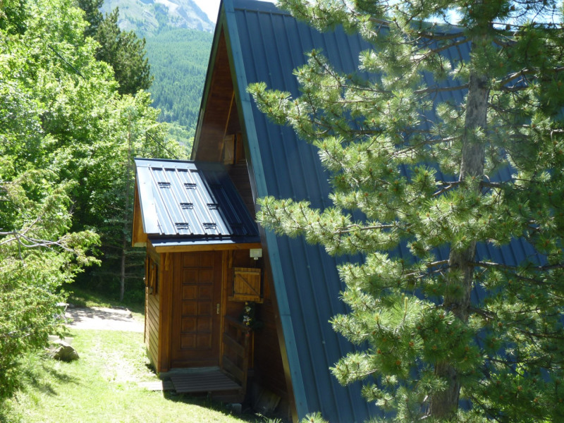 Holiday rentals Allos - House - 6 persons - BBQ - Photo N° 1