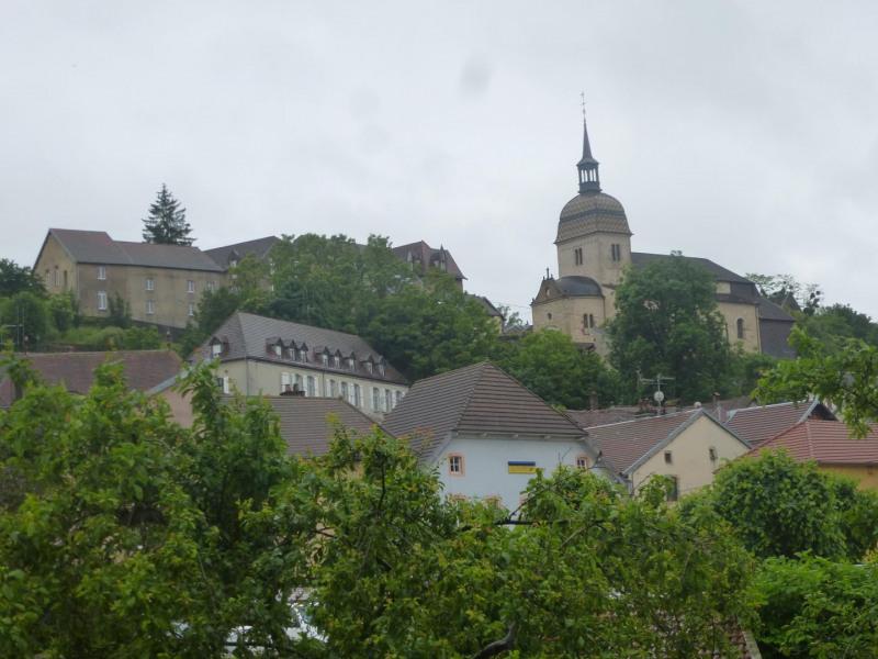 Rougemont, petite cité Comtoise de caractère