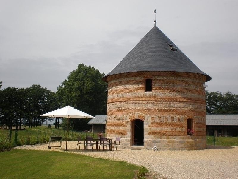 Location vacances Héberville -  Maison - 6 personnes - Barbecue - Photo N° 1