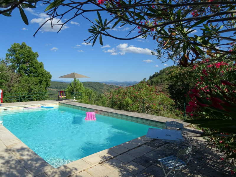 Location vacances Chassiers -  Gite - 7 personnes - Barbecue - Photo N° 1