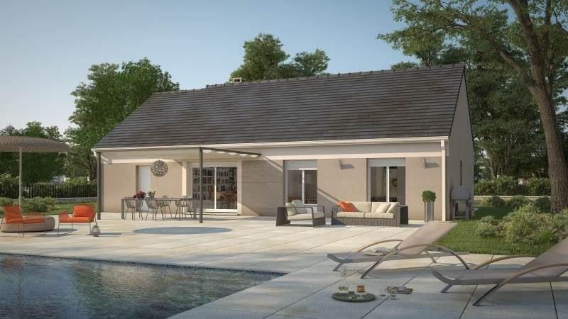 Maison  4 pièces + Terrain 560 m² Veneux-les-Sablons par MAISONS FRANCE CONFORT