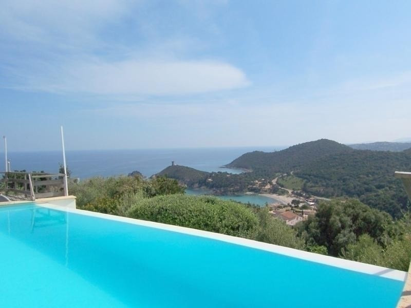 Location vacances Zonza -  Appartement - 5 personnes - Barbecue - Photo N° 1