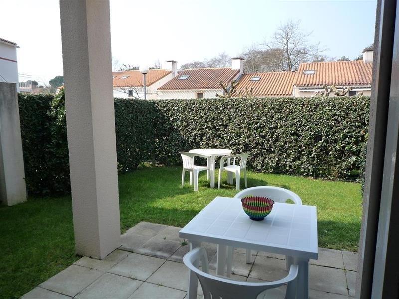 Location vacances Château-d'Olonne -  Appartement - 4 personnes - Jardin - Photo N° 1