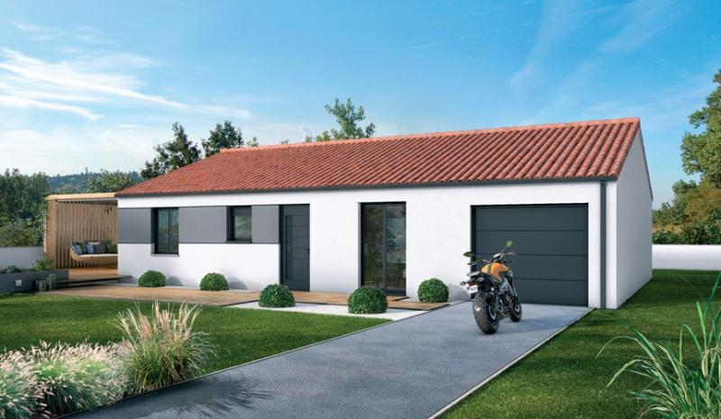 Maison  5 pièces + Terrain 1250 m² Léguevin par MAISONS LOGECO
