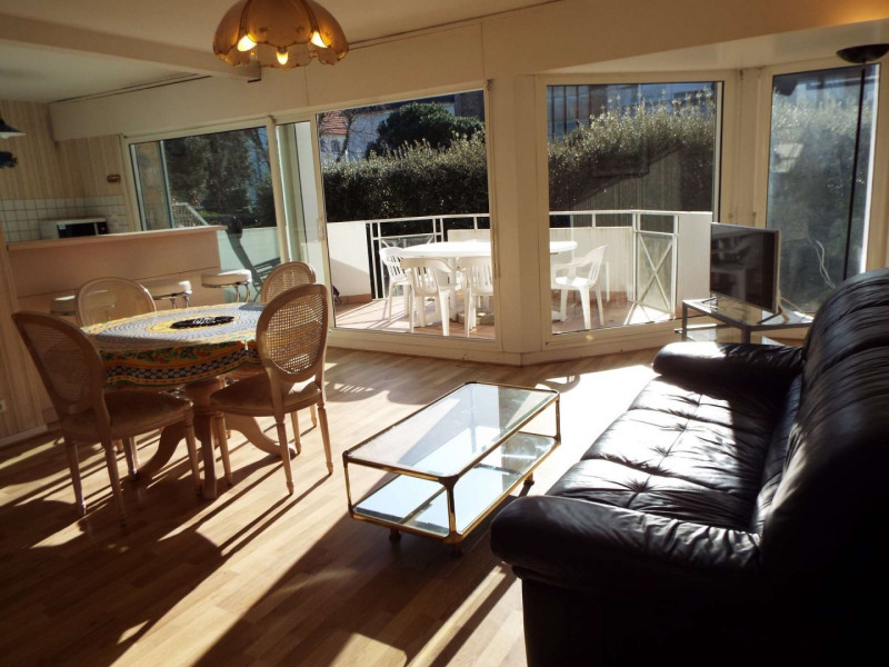 Holiday rentals Carnac - Apartment - 4 persons - Deck chair - Photo N° 1