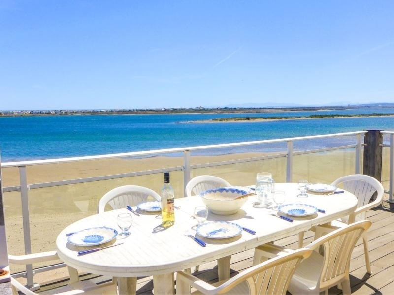 Location vacances Gruissan -  Appartement - 7 personnes - Barbecue - Photo N° 1
