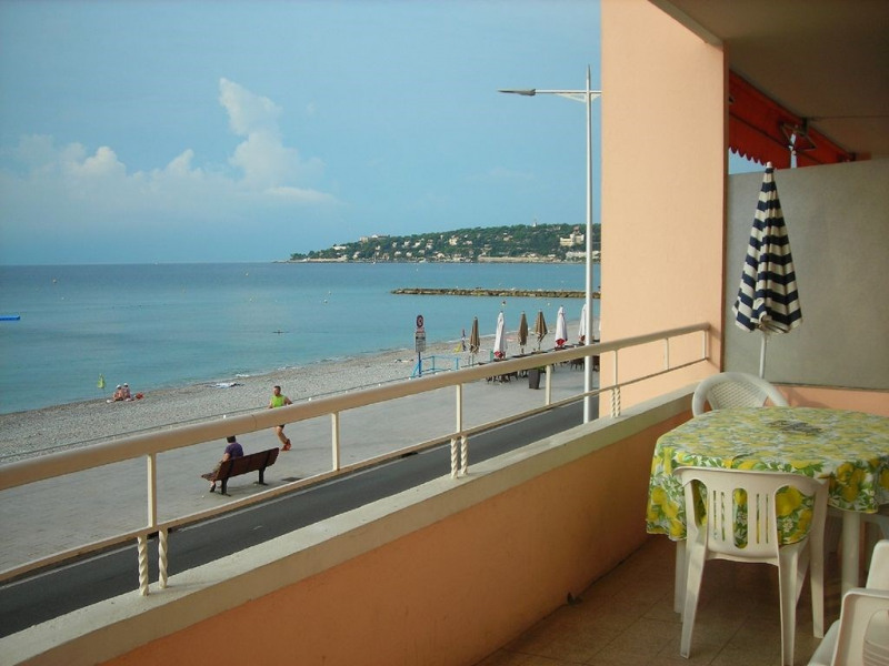 Grand appartement front de mer
