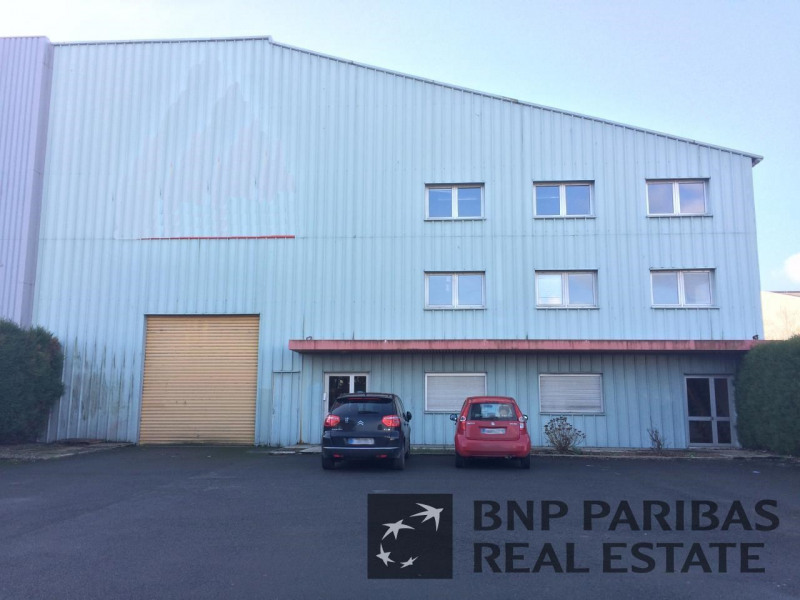 Vente Local d'activités / Entrepôt Saint-Grégoire
