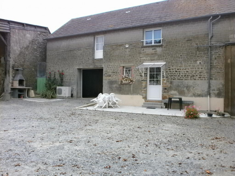 Holiday rentals Courtils - House - 5 persons - BBQ - Photo N° 1